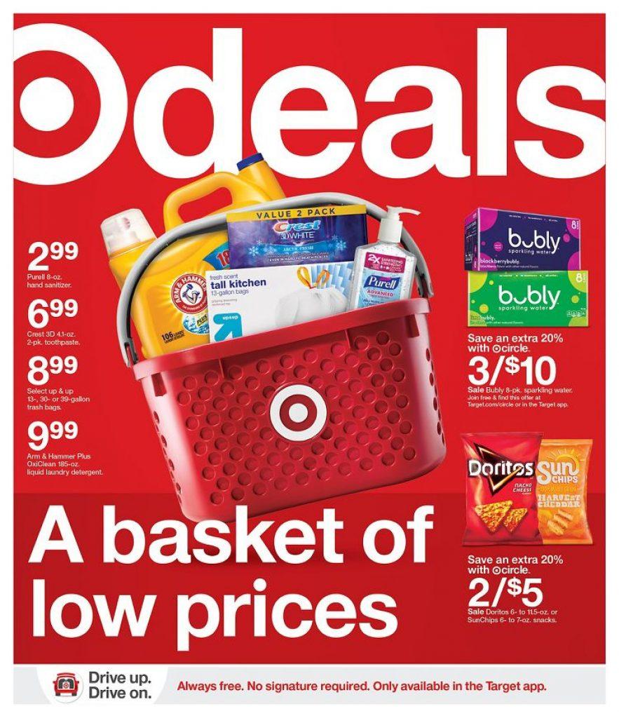 NHS Target deals